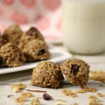 Almond Crunch Breakfast Cookies #PostWalgreens
