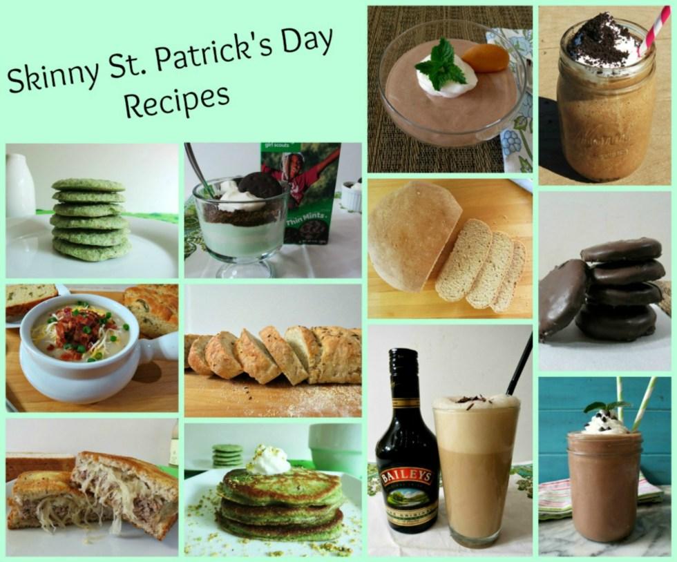 Skinny St. Patrick's Day Recipes