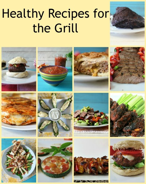 Healthy Recipes for the Grill