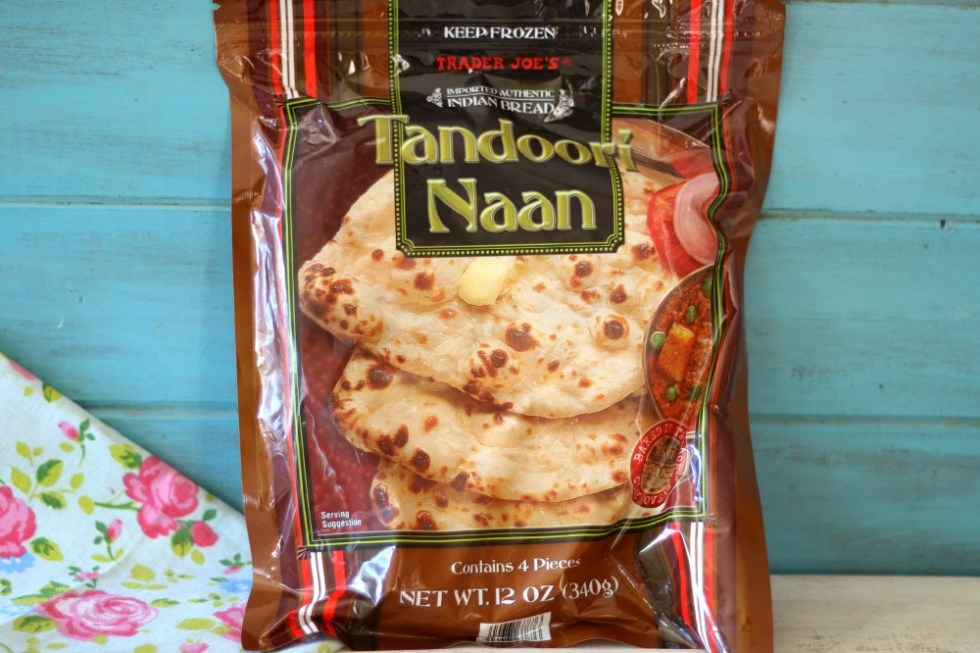 Trader Joe's Naan Bread