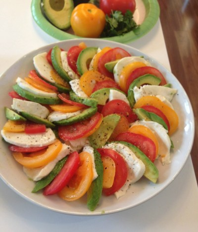 Caprese with a spin
