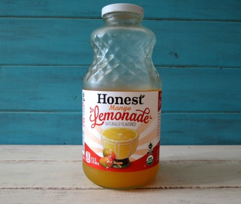 Honest Mango Lemonade
