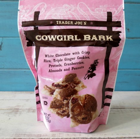 Trader Joe's Cow Girl Bark