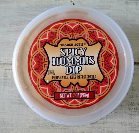 Trader Joes Spicy Hummus