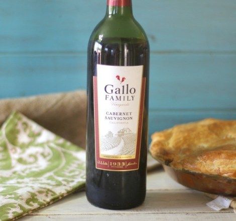Gallo Family Vineyards Cabernet Sauvignon #SundaySupper