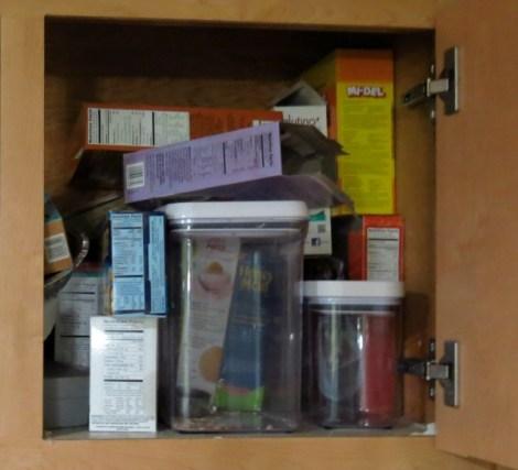 Junk Food Cupboard