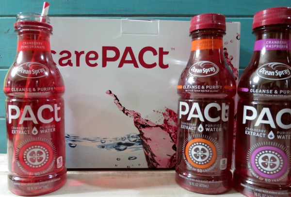 Ocean Spray PACt Extract Water