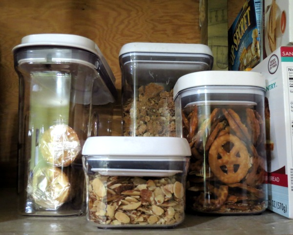 Pantry after OXO