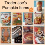Yum Yum Wednesday – Trader Joe's Pumpkin Craze #TraderJoes