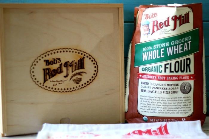 Bob's Red Mill Whole Wheat Organic Flour