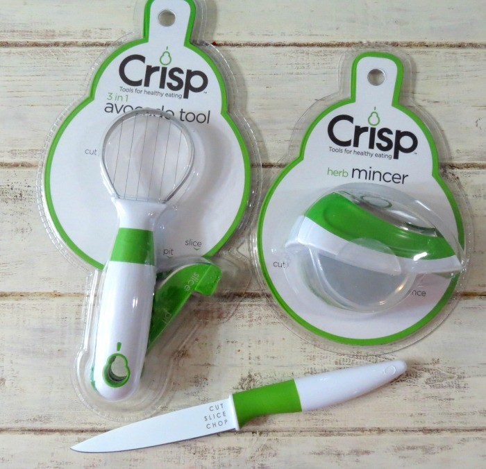 Crisp Cooking Tools #createwithcrisp