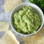 Kicked Up Guacamole #createwithcrisp