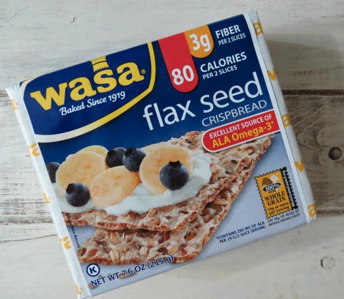 Wasa Crispbread  - Flax Seed