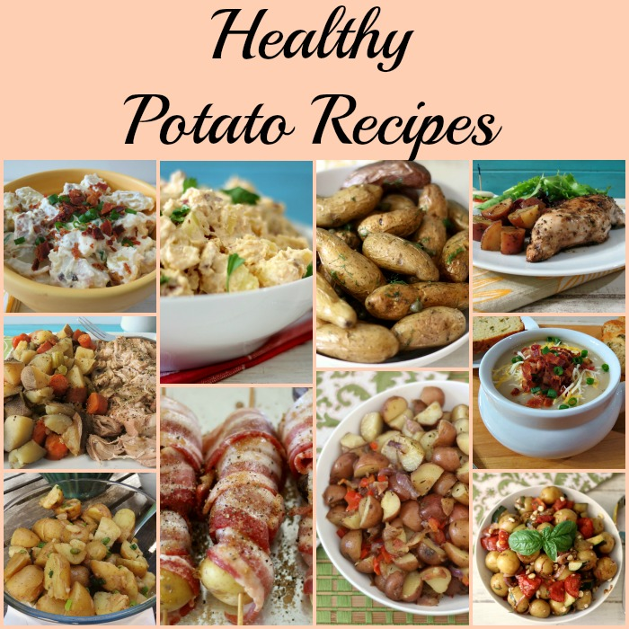 Healthy Potato Recipes