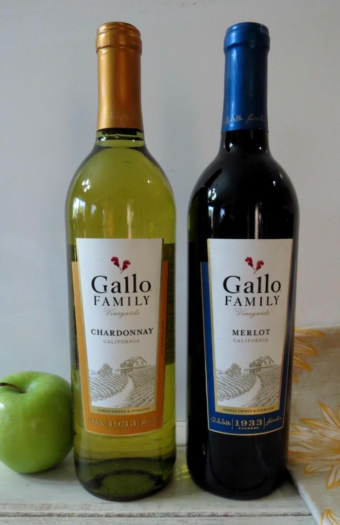 Gallo Family Vineyards #SundaySupper