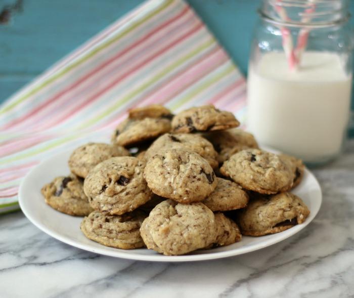 True Coconut Chocolate Chip Cookies