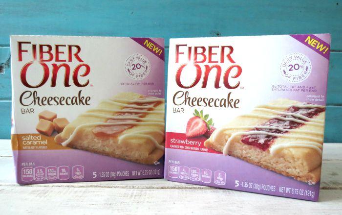Fiber One Cheesecake Bars #CheesecakeInstincts #FiberOne #Cheesecake