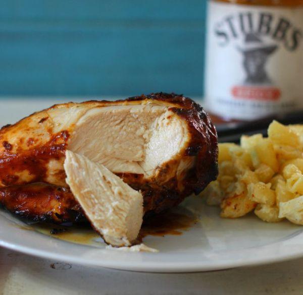 The Best BBQ Chicken