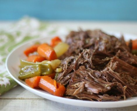 Beef Pot Roast #SundaySupper #PerfectRoast