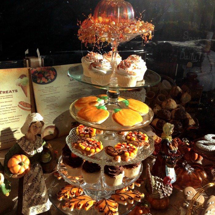 Bakery at Carmel by the Sea