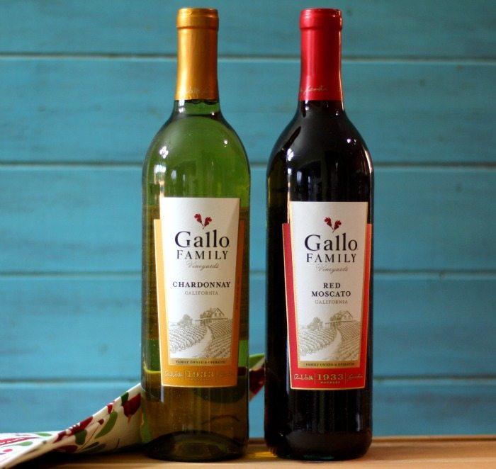 Gallo Family Vineyards #SundaySupper #GalloFamily