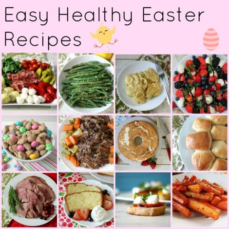 Easy Healthy Easter Recipes