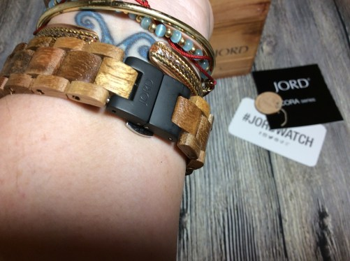 Wooden Watch From JORD