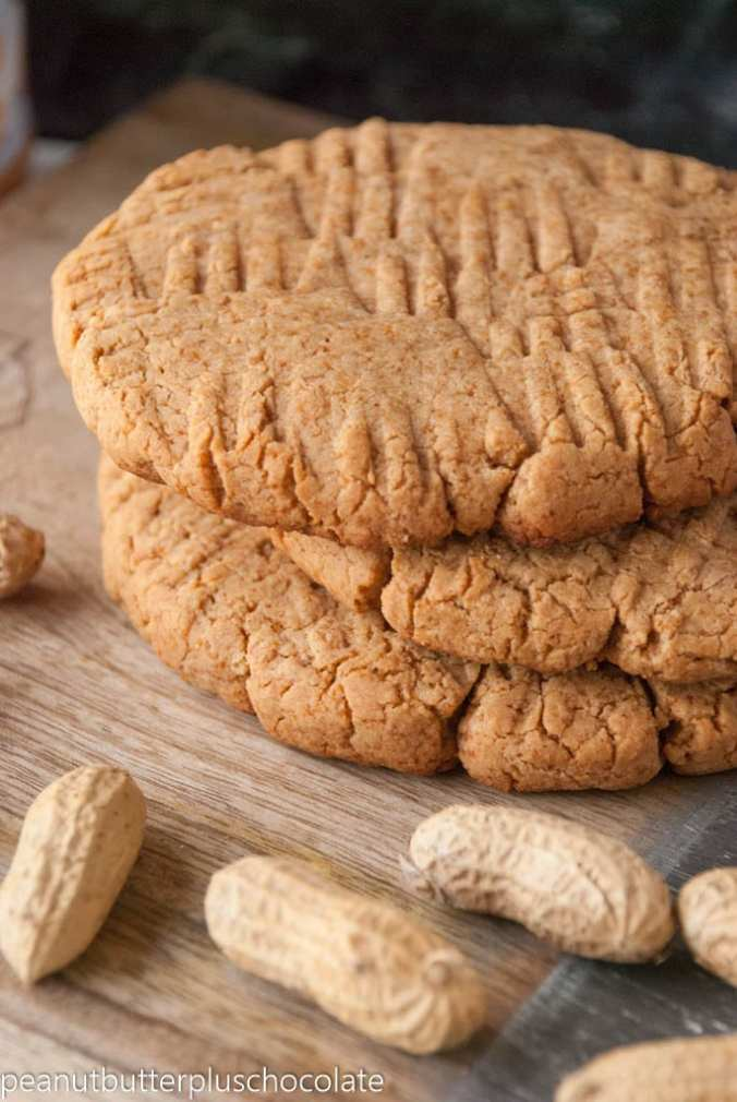 Jumbo Soft Batch Peanut Butter Protein Cookies
