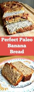 Perfect Paleo Banana Bread