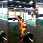 This Week's Workouts + Learning to Love Deadlifts