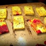 Bleeding Tofu & Beet Overload