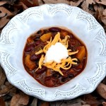 Butternut and Bean Chili
