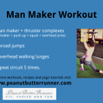 Man Maker Complex Workout