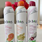 Radiant Summer Skin with St. Ives Fresh Hydration Lotion {Video Review & Giveaway}