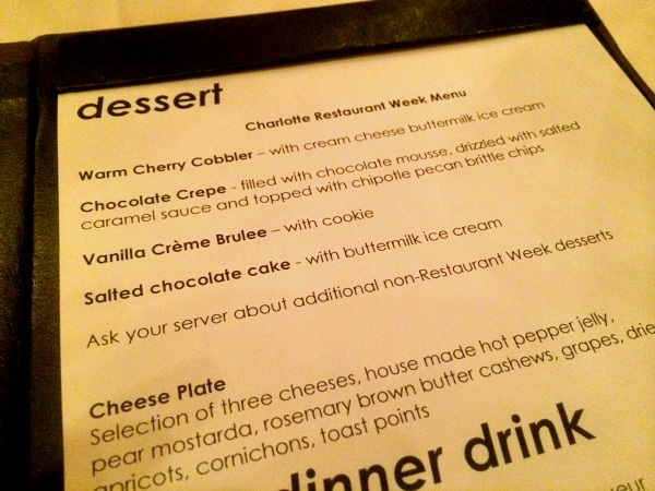 Carpe Diem Desserts