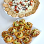 Healthier Super Bowl Snack Ideas: Sweet Potato Nachos and Loaded Hummus Plate