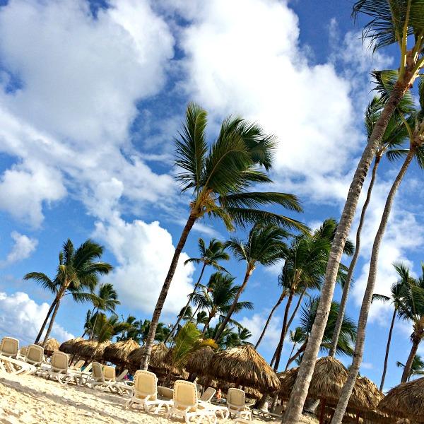 Majestic Colonial Resort beach