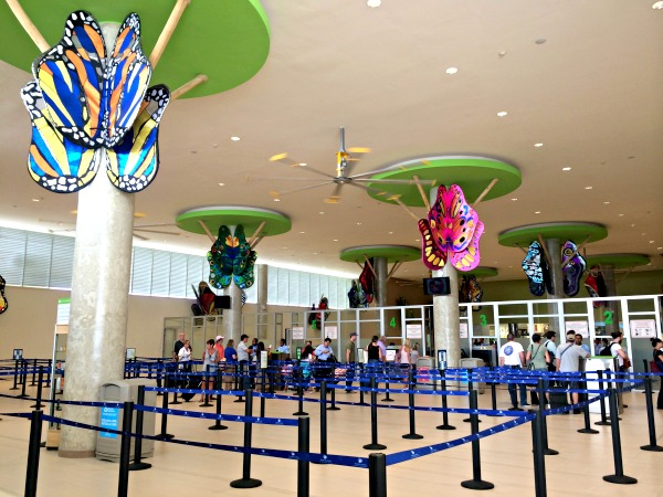 Punta Cana Airport Improvements