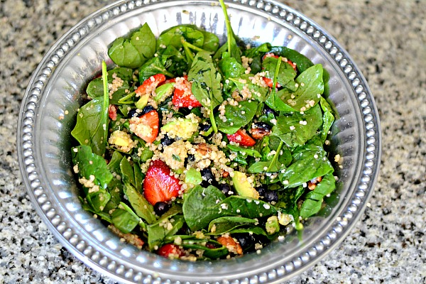 Dole Quinoa Salad