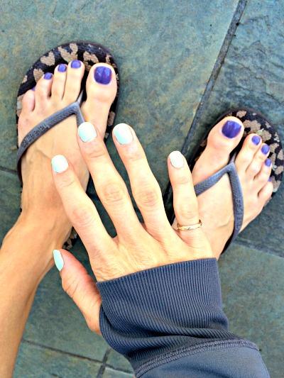 spring nail polish