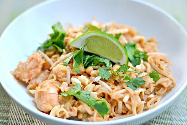Homemade Pad Thai 2