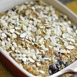 Quinoa Breakfast Bake