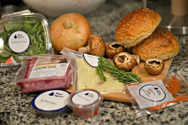Blue Apron Burger Ingredients