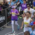 A 92-year-old woman ran a marathon today…we gotta keep moving!