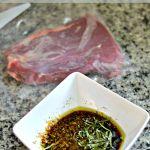 The Best Flank Steak Marinade