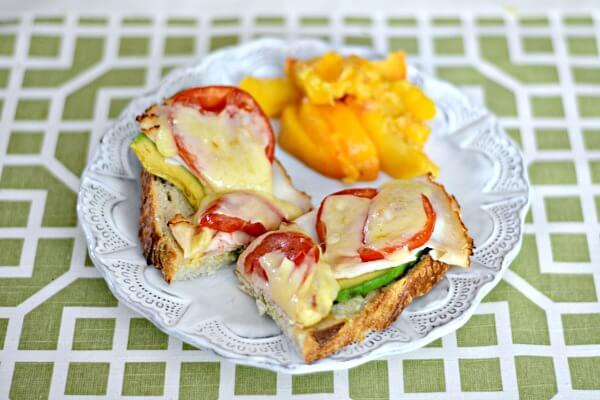 openfacedtomatosandwich