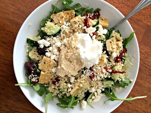 Greek Yogurt Grain Bowl