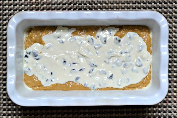 Cream Cheese Swirl Layer