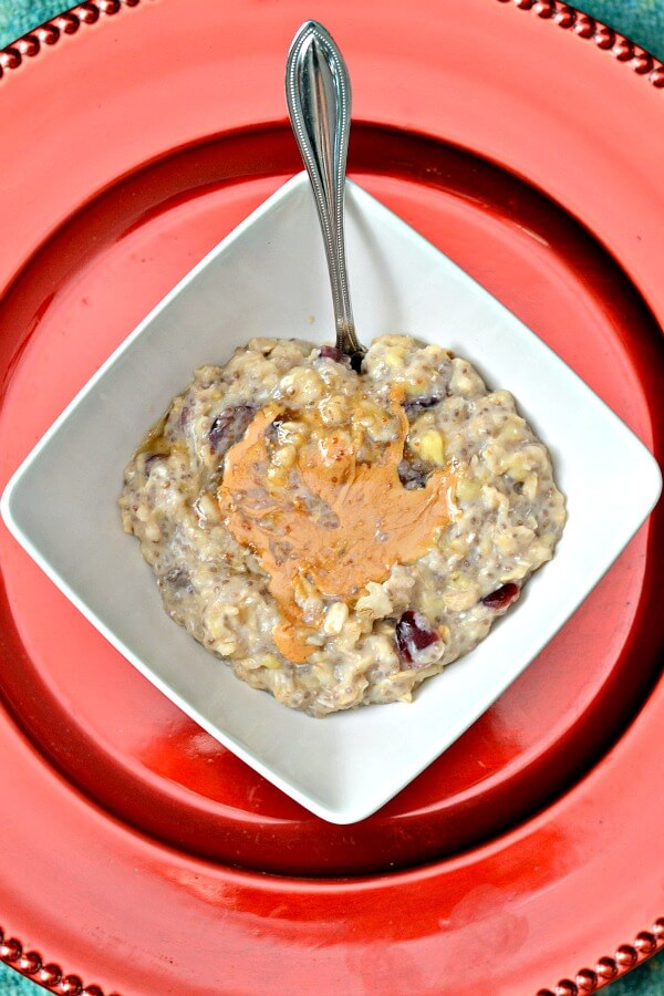 Holiday Oatmeal