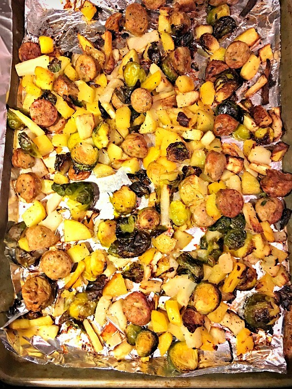 roasted pan dinner 2